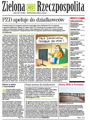 Zielona Rzeczpospolita - zima 2017
